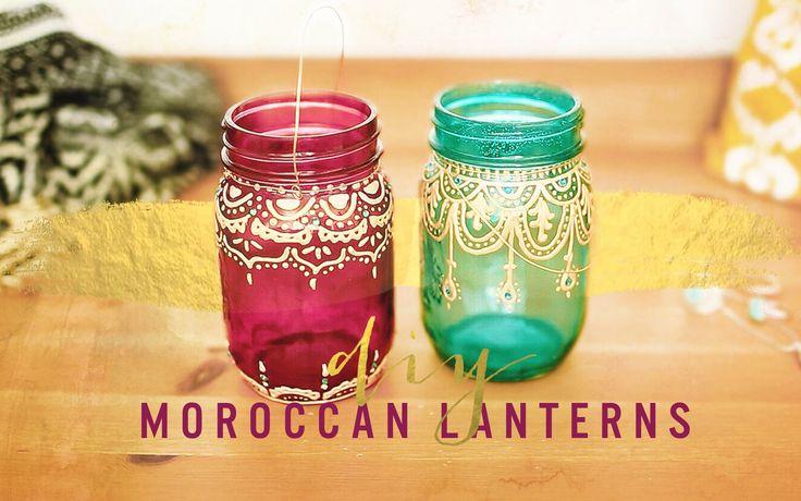 De 25 Basta Ideerna Om Moroccan Lanterns Bara Pa