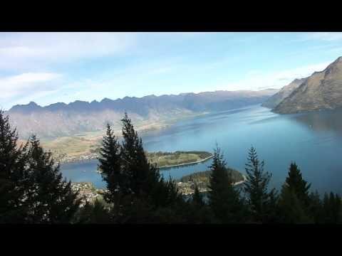 Zip line at ZipTrek Eco Tours - Part 3
