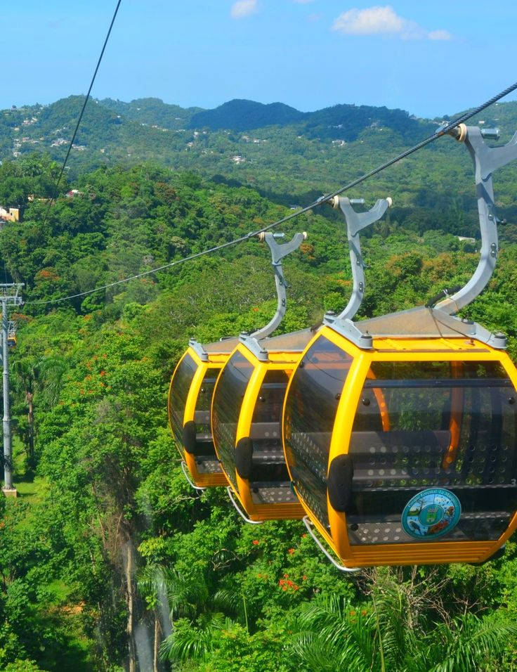 Parque Ecologico La Marquesa - Guaynabo Puerto Rico
