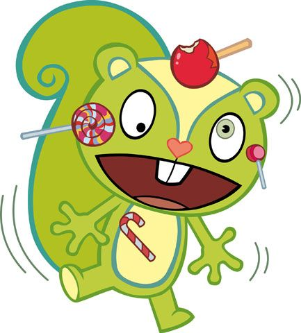 nutty from happy tree friends | nutty - Happy Tree Friends Fan Art (29725910) - Fanpop fanclubs