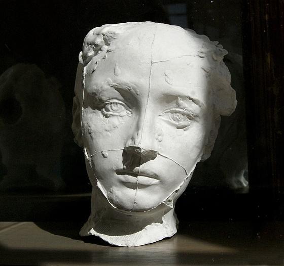 Camille Claudel: RODIN - Masque De Camille Claudel