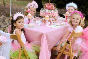 Prinzessin Spiele für die beste Party der Welt