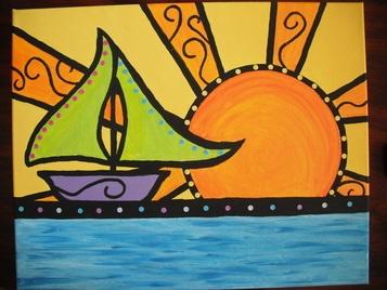 Ms. Chiddo's Artwork - Art With Ms. Chiddo
