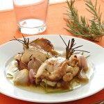 Ricetta Sovracosce di pollo al rosmarino | Donna Moderna