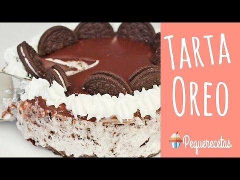 Tarta Oreo sin horno, ¡la tarta perfecta! - PequeRecetas