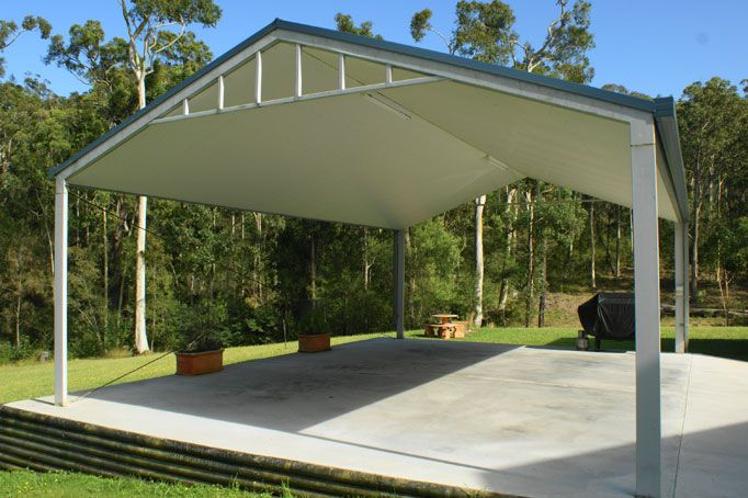 how to close in a carport