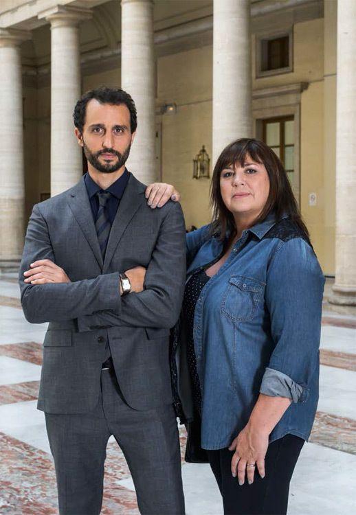 La nouvelle saison inédite de La stagiaire avec Michèle Bernier et Arié Elmaleh sur France 3