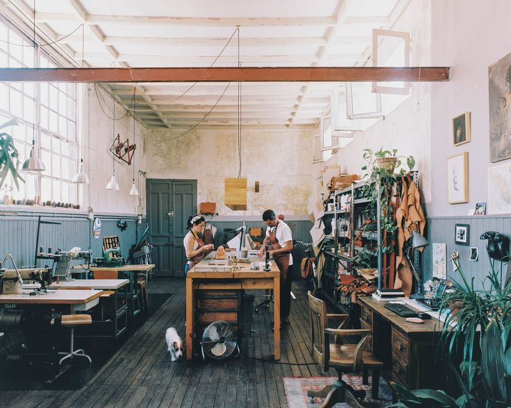 Working from Home – Salva López
