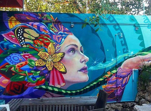Most Amazing and Unique street art wall in Belgrade Serbia – artTru.coM   – streetart