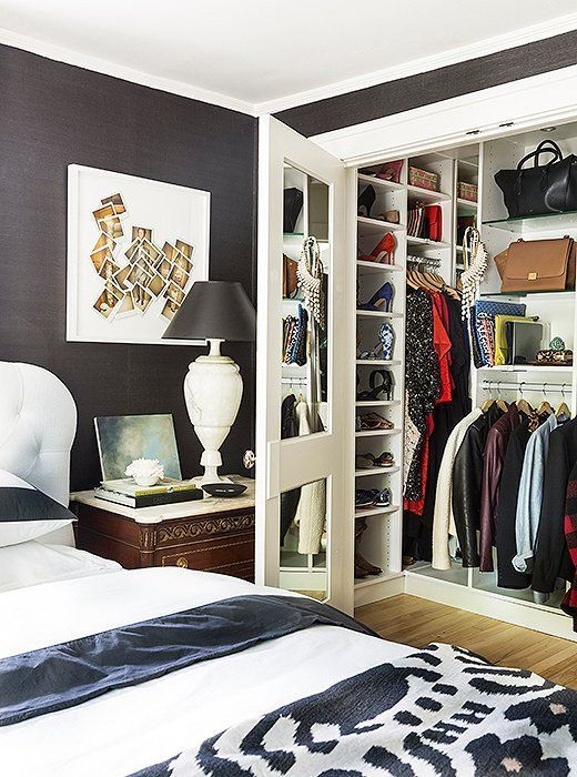 Best 49 Bedroom Ideas For Small Rooms For Couples Closet 400 x 300