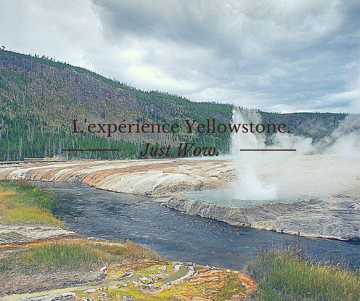 Yellowstone, c'est le parc national américain par excellence : la nature brute et complètement folle. C'est aussi le tourisme de masse. Récit et photos de randonnées et camping dans ce parc du Wyoming.