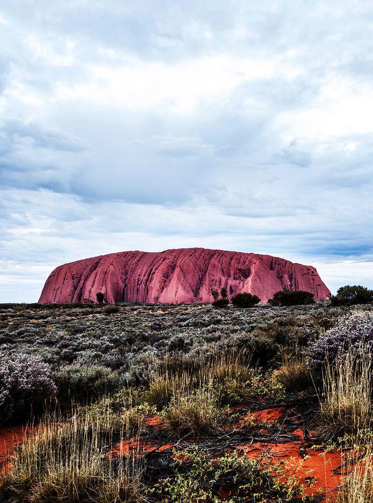 Road Trip - Uluru - The Northern Territory - Australia - Photography by Kara Rosenlund