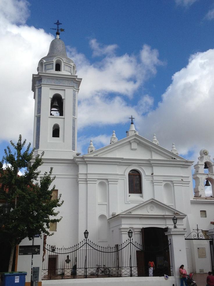 Iglesia del Pilar, Recoleta - Ciudad de Buenos Aires , Argentina