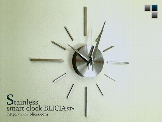 モダン掛け時計おしゃれ掛け時計スタイリッシュ掛け時計