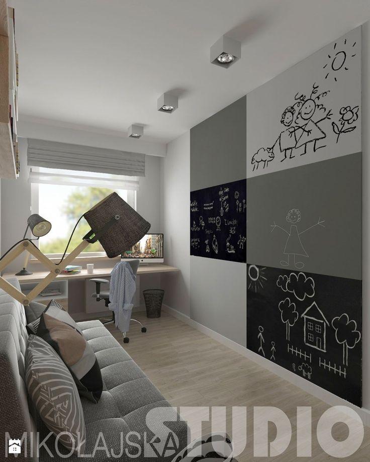 Prosty pokój dzieciecy - zdjęcie od MIKOŁAJSKAstudio - Pokój dziecka - Styl Nowoczesny - MIKOŁAJSKAstudio
