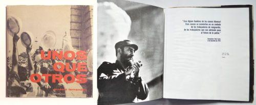 Unos-que-otros-Ernesto-Fernandez-Editorial-Arte-y-Literatura-La-Habana-1978