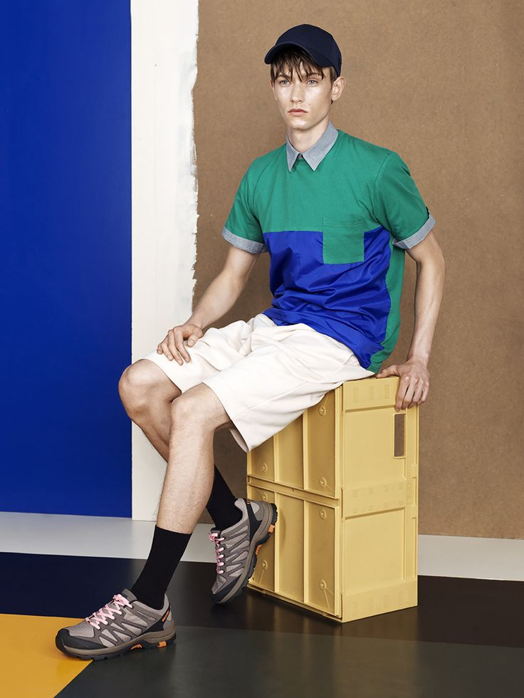 BRAND8 SS15 lookbook Photo: Sacha Maric, Styling: Sebastian Machado, Grooming: Ayoe Nissen, Model: Andreas Lindquist, Elite Model Management. www.BRAND8.dk