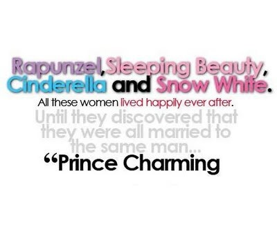 Prince Charming good-for-a-laugh