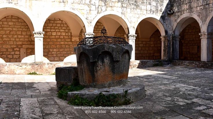 The Town of Hvar has a Franciscan Monastery that houses an important Last Supper painting.  For more port reports, photo tours and travel videos, visit our site here -http://luxurytravelboutique.cruiseholidays.com/travelogues/windstar-cruises-venetian-passages.aspx