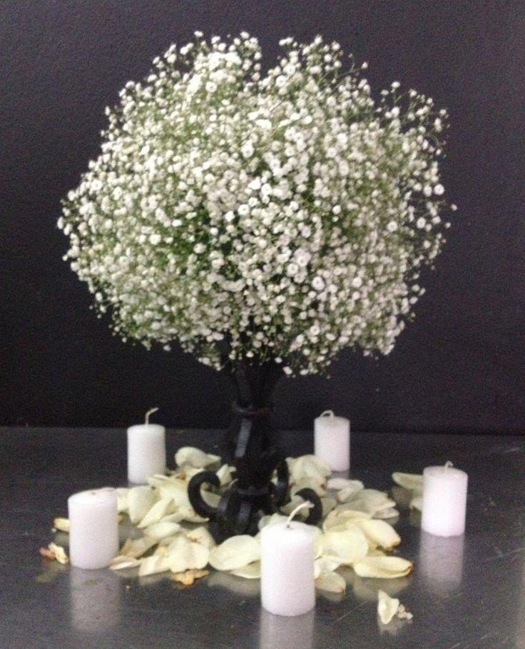 Floreros para centro mesa boda vintage campestre buscar - Centro de mesas para bodas ...