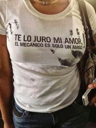 Imágenes divertidas de camisetas con eslogan