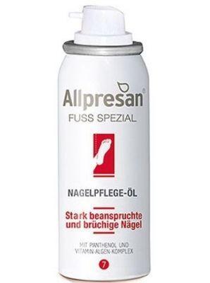 Yıpranmış ve kırılgan tırnakların elastikiyetini geri getiren ve doğal bir güç kazandırarak tırnağın fiziksel ve mikrobik hasarlardan iyileşmesini destekleyen, pırıl pırıl görünmesini sağlayan #Allpresan Nail Oil #Ayak #Tırnağı #Bakım #Yağı 50 ml ürününü kullanabilir sipariş verebilirsiniz.