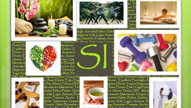 Cover photo  – Healthy green life