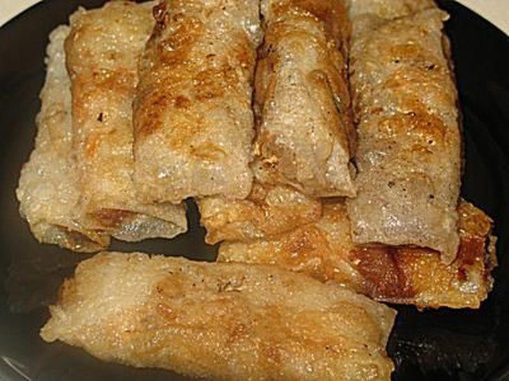 Vietnamese Fried Spring Rolls (Cha Gio) Recipe