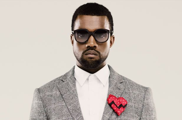 Yes, I know everyone hates him, but I love me some Kanye