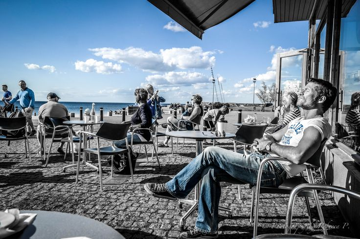 Catching the last of the summer sun. Malmo, Sweden.  #summer #sun #malmo #sweden #travel #photography