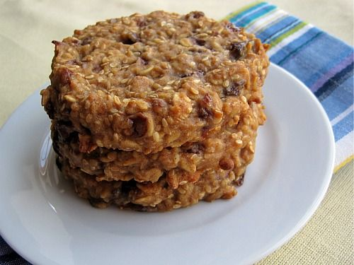 Gluten-free, sugar-free, egg-free, dairy-free, and nut free and they taste good?  Vegan Health Bar Cookies