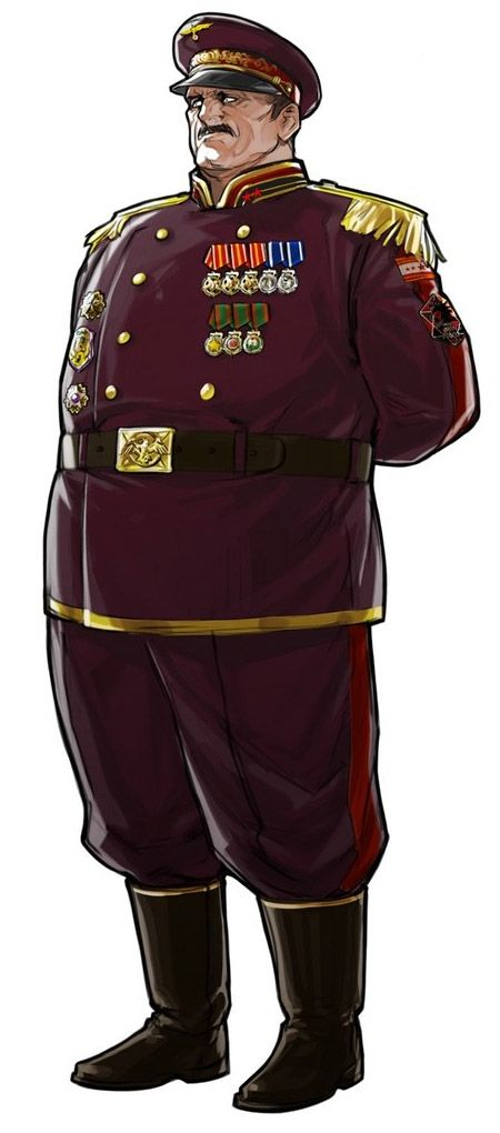 Greyfield - Characters & Art - Advance Wars: Days of Ruin