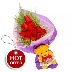 choose the right combination of flowers that you want to send. The efficient services of flower delivery Gurgaon always assure you that your flowers are delivered to the proper recipient at the right time. You can avail the rarest collection of exotic flowers against a very affordable price if you are using a send flowers to Gurgaon online service. http://flowershop18.in/flowers-to-gurgaon.aspx