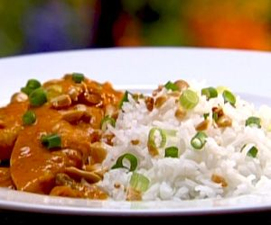 Spicy Peanut Butter Chicken by The Ambush Cook - looked super easy ...