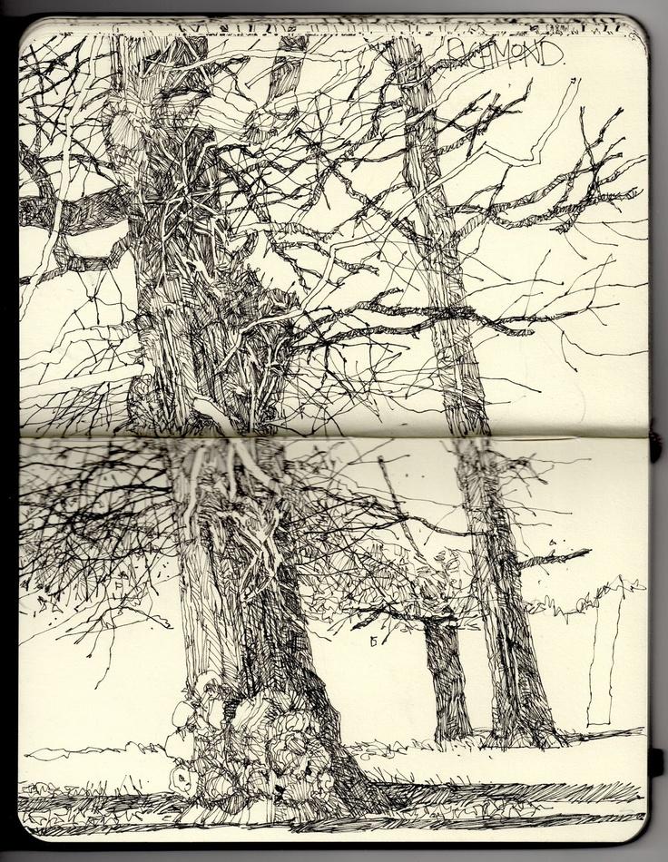 Ian Sidaway I really want to climb a tree...