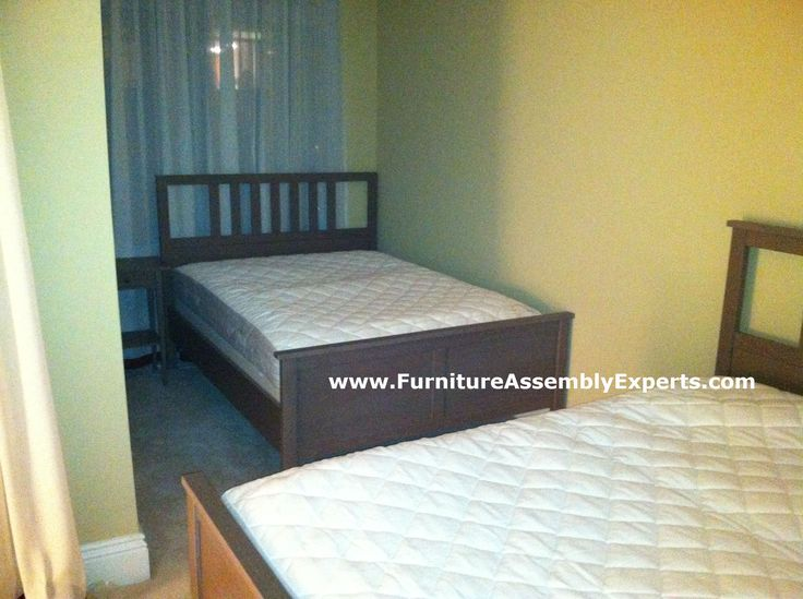 Ikea Hemnes Beds Assembled In Jessup MD By Furniture Assembly Experts LLC