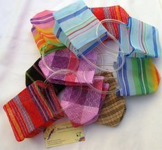 Mexican Mercado Bag mini party favors gift by AuthenticMexican, $10.00