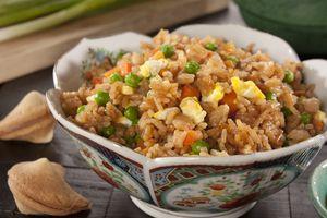 Chopstick veggie Fried Rice