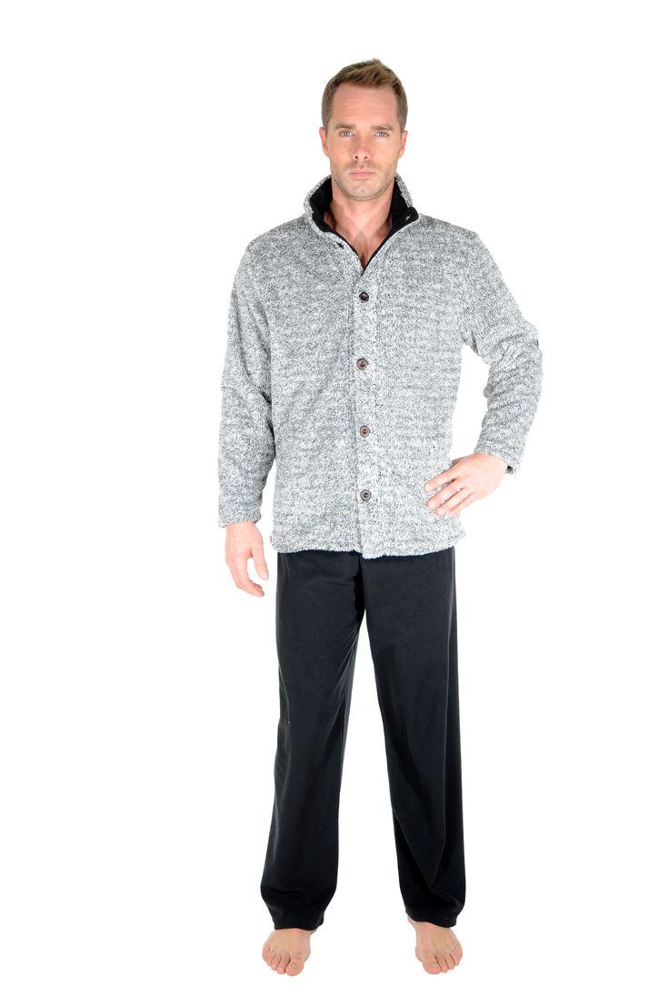 tenue d'intérieur pluton christian cane http://www.romeo-lingeriemasculine.com/homewear-pyjamas-homme/tenues-de-detente/tenue-d-interieur-pluton-christian-cane.html