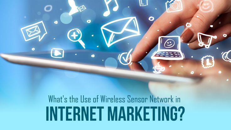 The Use of Wireless Sensor Network in Internet Marketing,Uses in different technologies and architecture.It is used in various fields .