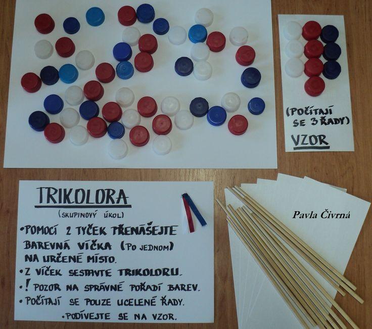 Svátek barev - Trikolora - 19. 10. 2017 (připraveno na soutěž)