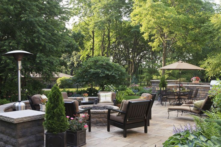 The 7 Best Patio Heaters Of 2020 Best Patio Heaters Patio Large Backyard Landscaping