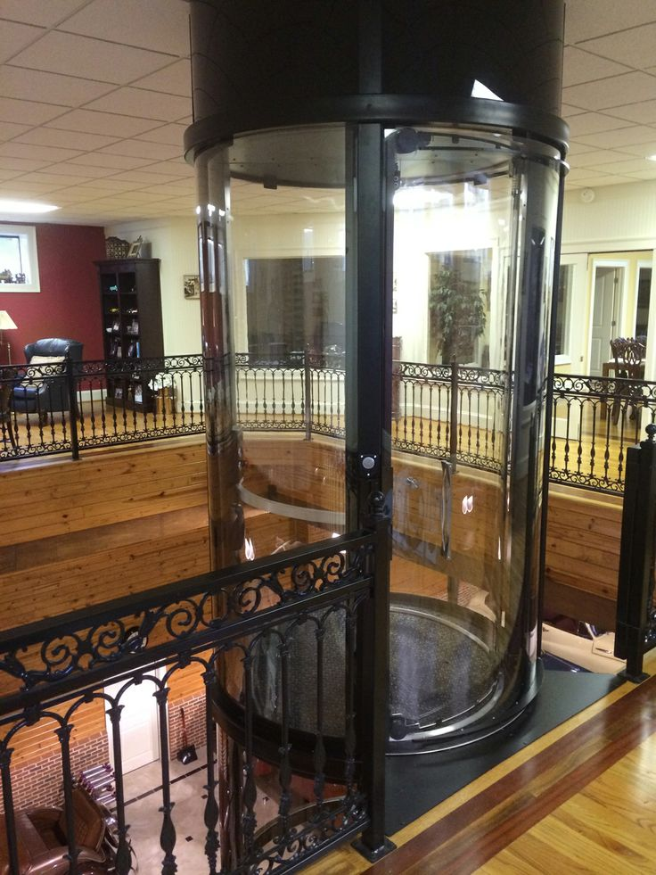16 best visilift glass elevators in contemporary homes for Modern home elevators