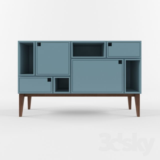 ZWEED - Sideboard - 3