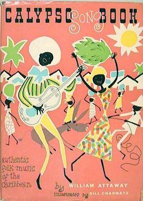 Calypso music - good book
