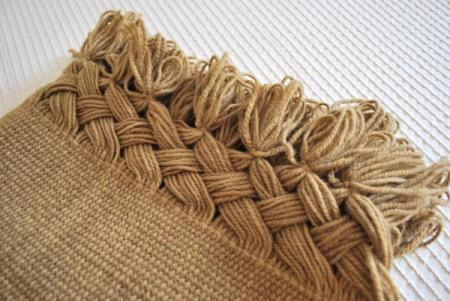 piecera elaborada en telar de peine piecera 100% lana de oveja telar de peine
