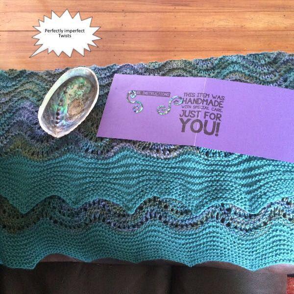 Paua blanket