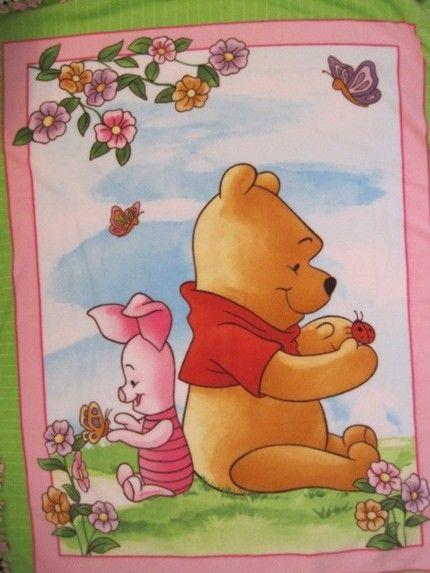Best 25 Winnie The Pooh Blanket Ideas On Pinterest