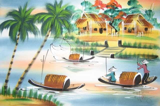Вьетнамские картинки символы