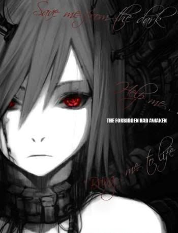 anime red eyes eyes red skin pale world of anime